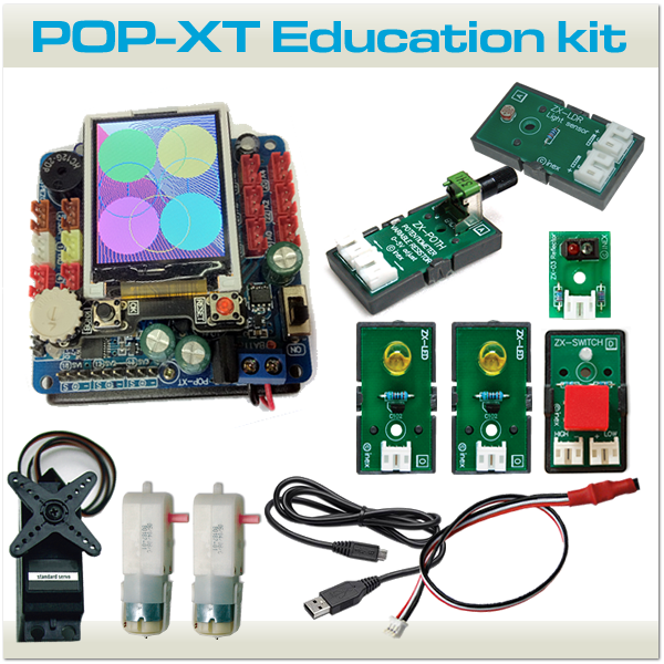 POP-XT Education kit