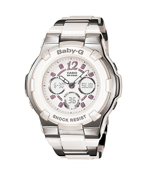 นาฬิกา คาสิโอ Casio Baby-G Standard ANALOG-DIGITAL รุ่น BGA-112C-7B