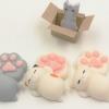 Pre- ของเล่นโมนิ แมว 3 แบบ 3 สไตล์ Ushihitoดึ๋งดั๋ง น่ารัก นิ่มๆ กดได้