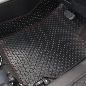 พรมกระดุม Original ชุด Full จำนวน 11 ชิ้น Toyota Vios 2008-2012