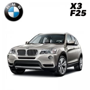 พรมกระดุม Original ชุด All Full จำนวน 8 ชิ้น BMW X3 F25