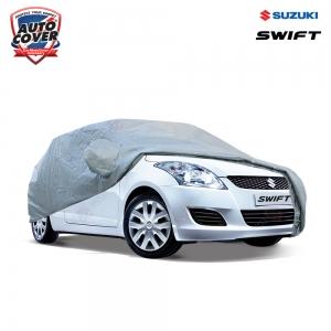 ผ้าคลุมรถเข้ารูป100% รุ่น S-Coat Cover สำหรับรถ SUZUKI SWIFT