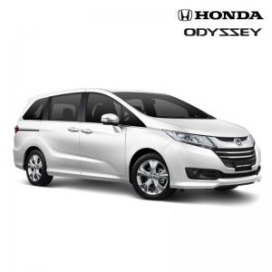 พรมกระดุม Original ชุด All Full จำนวน 17 ชิ้น Honda All New Odyssey 2014-2018