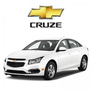 พรมดักฝุ่นไวนิล ชุด Full จำนวน 16 ชิ้น Chevrolet Cruze 2010-2016