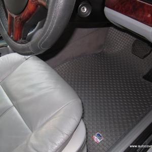 พรมกระดุม Original ชุด Full จำนวน 5 ชิ้น BMW Serie 5 E39