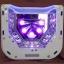 เครื่องอบเจล LED CHUJIE รุ่น K1 ขนาด 35วัตต์ สีขาวมุข thumbnail 43