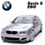 พรมกระดุม Original ชุด Full จำนวน 5 ชิ้น BMW Serie 5 E60 thumbnail 1