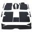 พรมกระดุม Original ชุด Full จำนวน 12 ชิ้น Toyota Altis 08-13 thumbnail 5