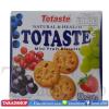 Totaste mini fruit biscuits [ชนิดกล่อง]