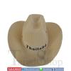 หมวกยาง ( สีน้ำตาลอ่อน )