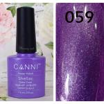 สีเจล CANNI 059