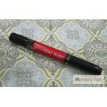 ปากกาเพ้นท์เล็บ สีแดง