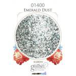 สีเจล Harmony รหัส 01400-emerald-dust