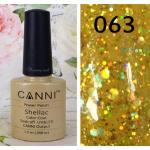 สีเจล CANNI 063