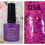 สีเจล CANNI 058
