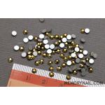 เพชรชวา AA+ สีทอง เบอร์ 10 ซองเล็ก 100 เม็ด
