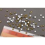 เพชรชวา AA+ สีทอง เบอร์ 6 ซองเล็ก 100 เม็ด