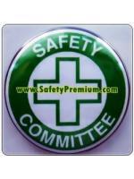 เข็มกลัดคณะกรรมการความปลอดภัย