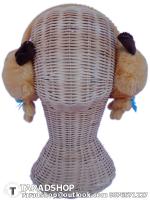 สะเปาปิดหู กันหนาว สีน้ำตาลผสม (ผู้หญิง)