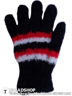 ถุงมือ กันหนาว (คละสี)