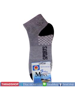 ถุงเท้าแฟชั่น men s socks ( ชนิดแพ็ค)