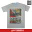 เสื้อยืด OLDSKULL : EXPRESS 38 | GREY thumbnail 1
