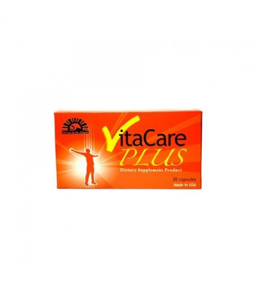Dr.lee&Dr.Albert Vitacare Plus 60 tablet สำเนา