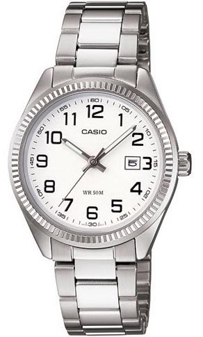 นาฬิกา คาสิโอ Casio STANDARD Analog'women รุ่น LTP-1302D-7B ของแท้ รับประกัน 1 ปี