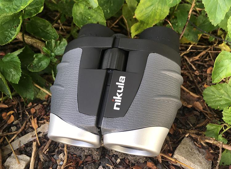 กล้องส่องทางไกล 2 ตา Nikula (zoom 10-30 เท่า)