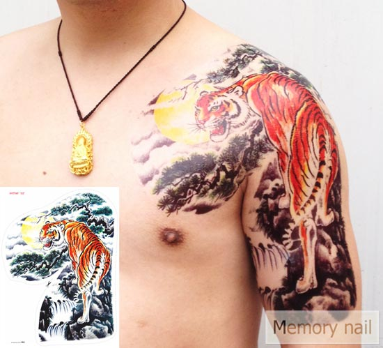 สติ๊กเกอร์แทททู,สติ๊กเกอร์ tattoo