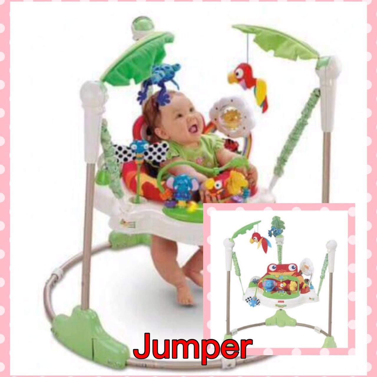 Baby Walker เก้าอี้กระโดด 360 องศา