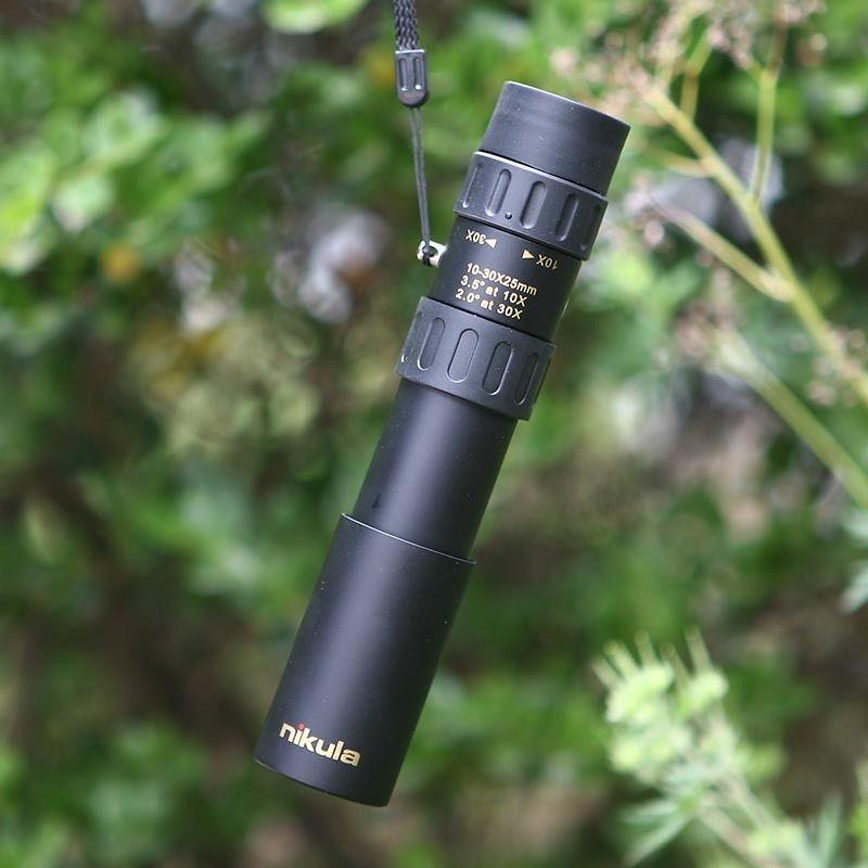 กล้องส่องทางไกล ตาเดียว Nikula ยืดหด 10-30x25