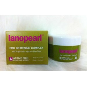 Lanopearl Emu Whitening Complex (Night) 100 ml