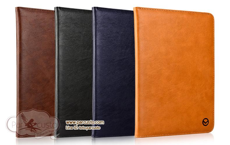 เคสหนังแท้ Apple iPad Air 1/2, iPad 2/3/4, iPad mini 1/2/3 และ iPad mini4 จาก Orange Monkey [Pre-order]