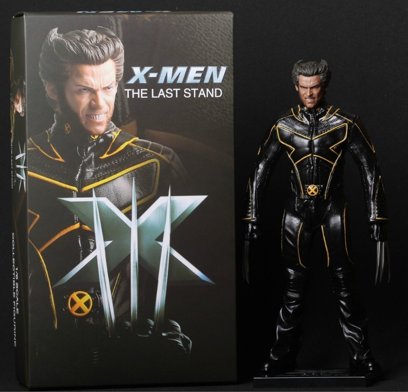 """Crazy Toys X-Men Wolverine The Last Stand 1/6 Scale 12"""" NEW"""