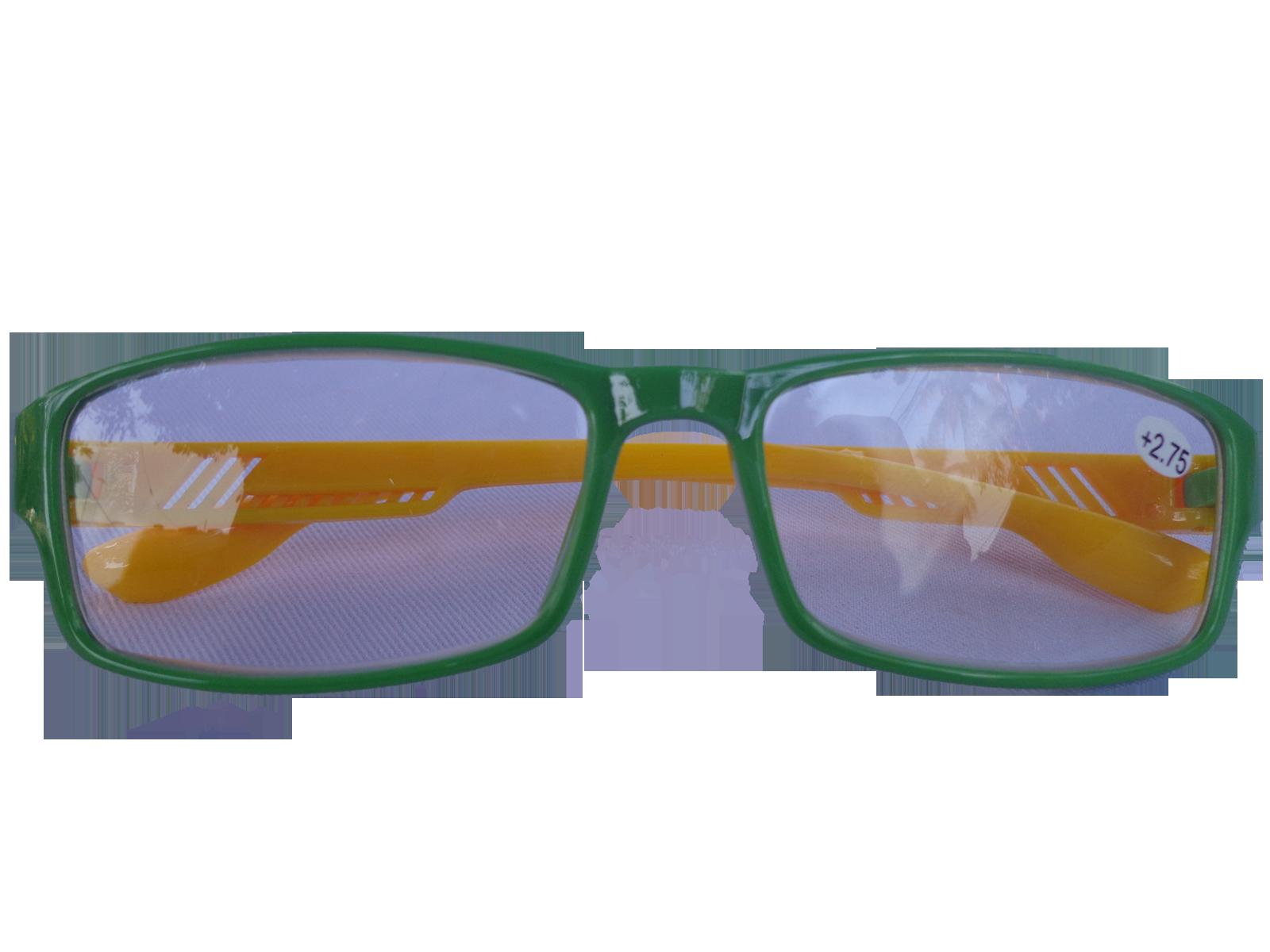 แว่นสายตาแฟชั่น (D+2.75)