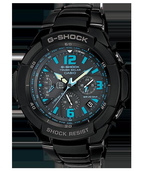 นาฬิกา คาสิโอ Casio G-Shock GRAVITY DEFIER รุ่น G-1200BD-1ADR