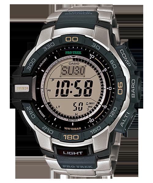 นาฬิกา คาสิโอ Casio PRO TREK รุ่น PRG-270D-7