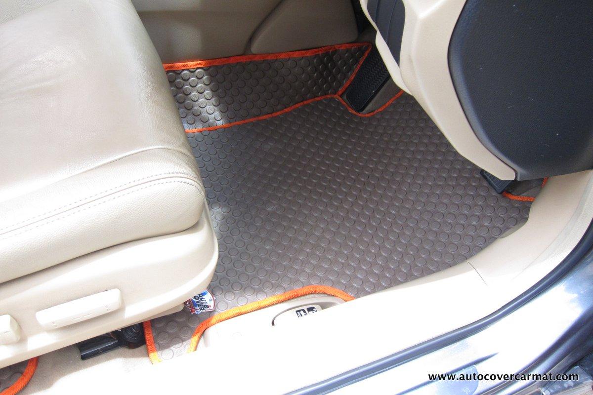พรมกระดุม Original ชุด Full จำนวน 12 ชิ้น Honda Accord Gen 8 2009-2012