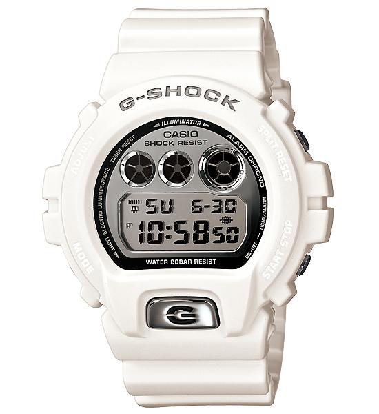 นาฬิกา Casio G-Shock Limited model Metal Mirror face series รุ่น DW-6900MR-7 (หายาก)