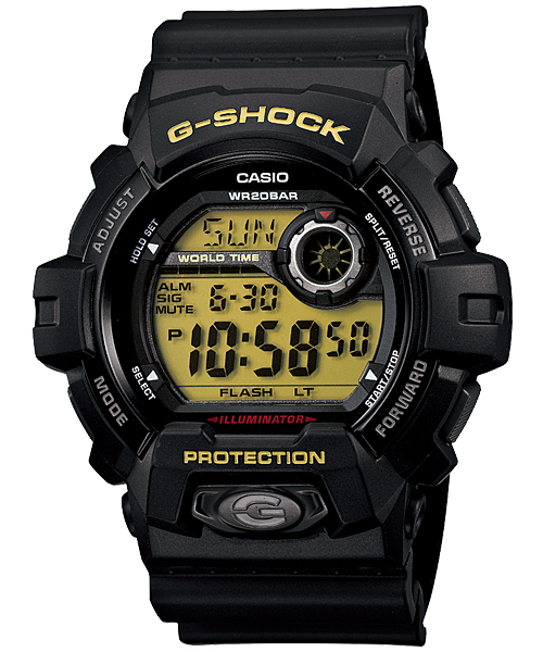 นาฬิกา คาสิโอ Casio G-Shock Standard digital รุ่น G-8900-1DR
