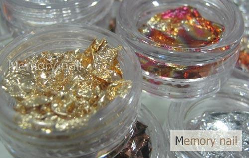 ฟรอยล์ทองแดง เงินทอง กล่อง
