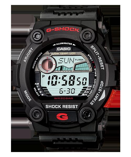 """นาฬิกา คาสิโอ Casio G-Shock Standard digital รุ่น G-7900-1 """" G-Rescue Black"""""""