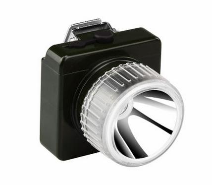 ไฟฉายคาดหัว YG5581 LED 1W. lithium rechargeable flashlight 1W white headlight glare