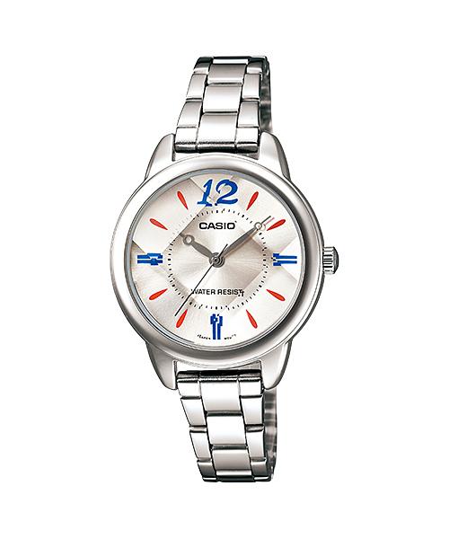 นาฬิกา คาสิโอ Casio STANDARD Analog'women รุ่น LTP-1387D-7B ของแท้ รับประกัน 1 ปี