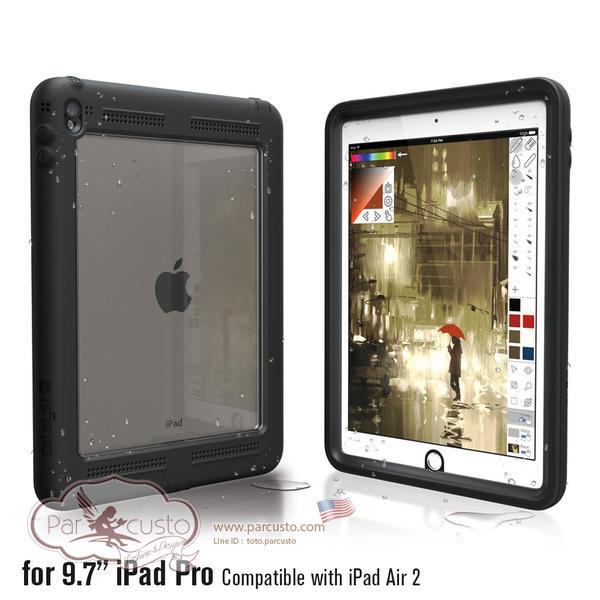 เคสกันน้ำกันกระแทก Apple iPad Pro 9.7 จาก Catalyst® [Pre-order USA]