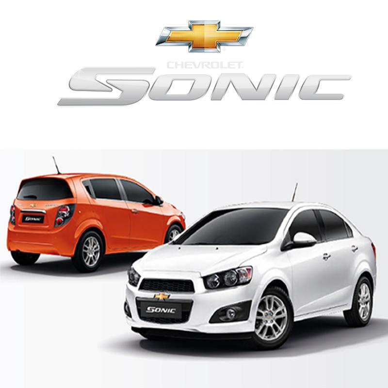 พรมกระดุม Original ชุด Full จำนวน 15 ชิ้น Chevrolet Sonic 4-5 Door 2012-2017