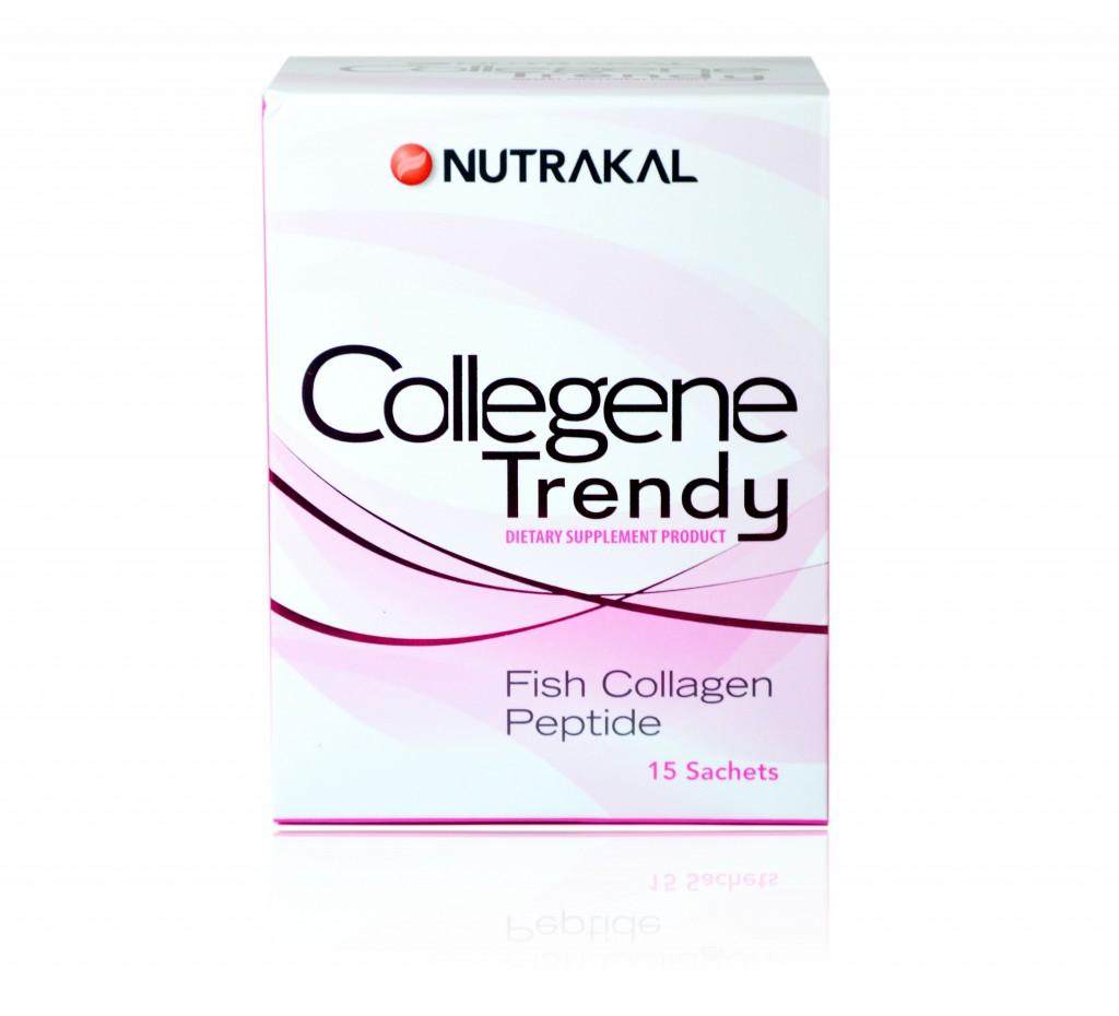 คอลลาเจนNutrakal Collegene Trendy Fish Peptide 30 ซอง