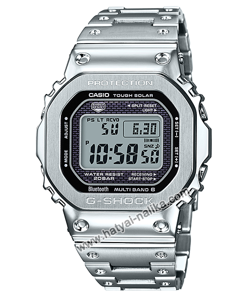 นาฬิกา Casio G-Shock GMW-B5000 series รุ่น GMW-B5000D-1 ของแท้ รับประกัน1ปี