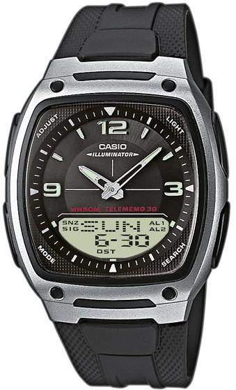 นาฬิกา คาสิโอ Casio 10 YEAR BATTERY รุ่น AW-81-1A1